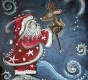 Linda_Santa-Holding-Reindeer_web