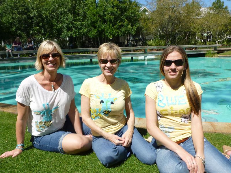 Christi, Debbie & Kara