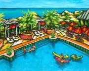 Watercolor-beach-club