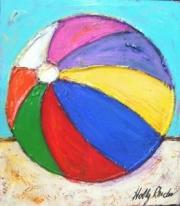 Holly beach ball