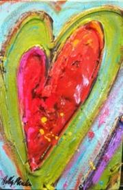 Holly heart