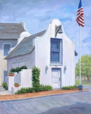 Rosemary Beach Post Office