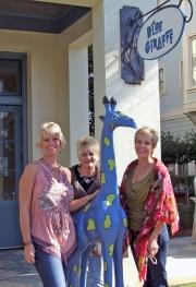 Christi, Michele & Debbie