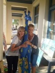 Linda & Debbie