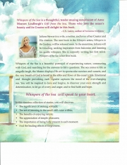 Whispers of the Sea Back Cover-web