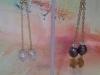 Lisa W vintage earrings pearl