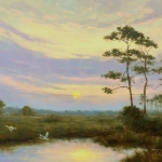 Salt-Marsh-Sunset