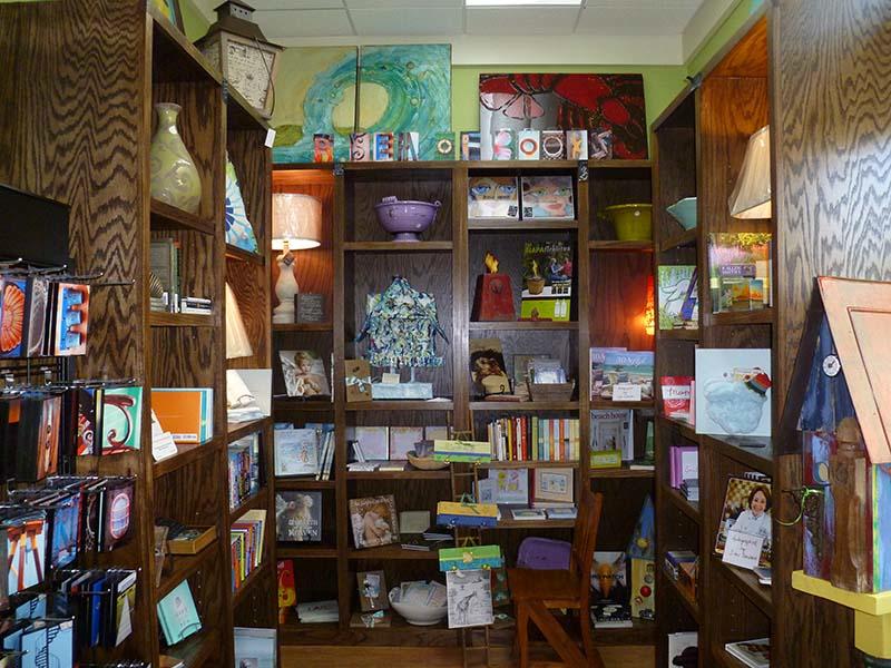 A Sea of Books Room