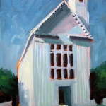 The Chapel at Seaside Florida by Aaron Sutton
