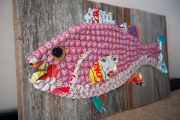 The-Moore-Family-Folk-Art-Pink-Bottle-Cap-Fish_Web