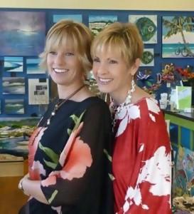 Christi & Debbie