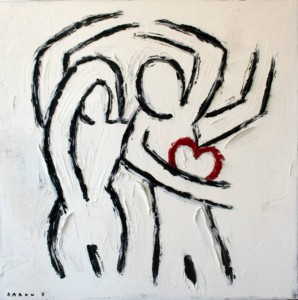 Love Given & Received 30x30 $695
