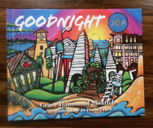 Goodnight 30A's Illustrator David Lynch